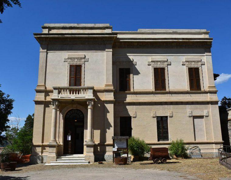 Museo Archeologico-Industriale dell'Attività Mineraria di Villasalto